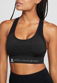 adidas by Stella McCartney - CLIMALITE WORKOUT BRA - Sport BH - black - 4