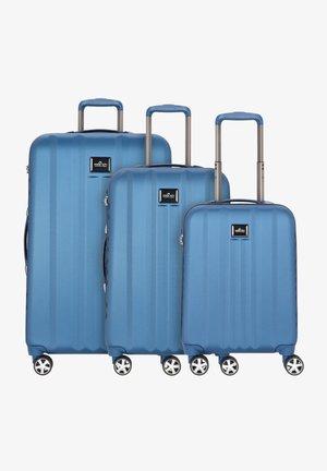 3 SET - Set di valigie - dark lake