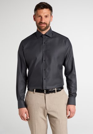 FITTED WAIST - Chemise - anthracite