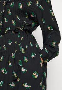 Tory Burch - RUFFLE FRONT CORA - Košilové šaty - daybreak ditsy - 4