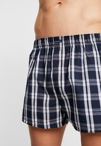 Calvin Klein Underwear - 3 PACK - Boxershorts - blue - 4