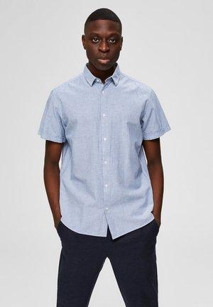 REGULAR FIT - Shirt - medieval blue