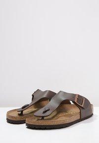 Birkenstock - RAMSES - T-bar sandals - dunkelbraun - 2