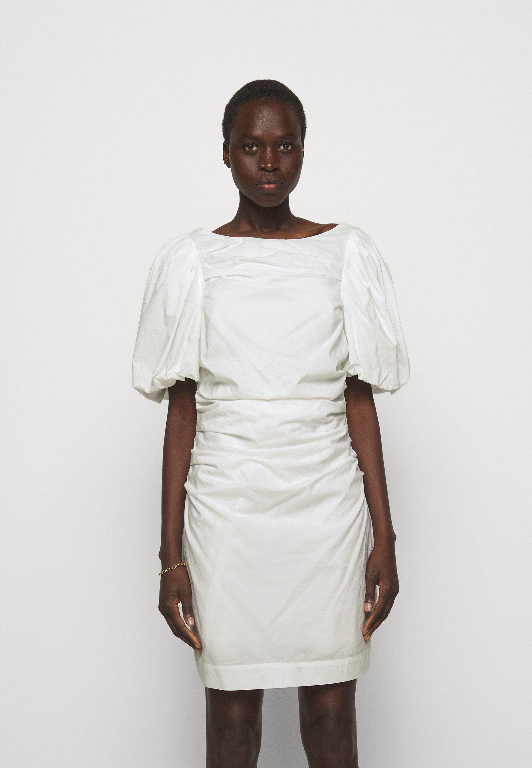 Femme SANDRA PUFF DRESS - Robe fourreau