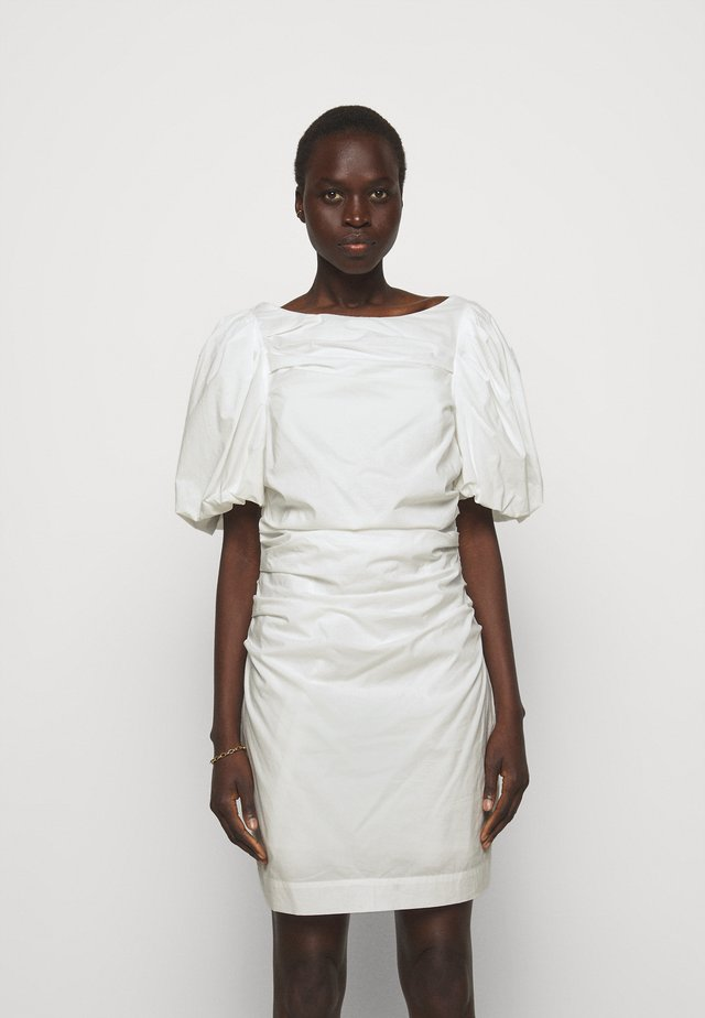 SANDRA PUFF DRESS - Etuikleid - cream