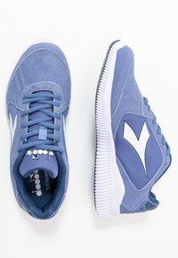 Diadora - EAGLE 2 - Chaussures de running neutres - colony blue/white - 1