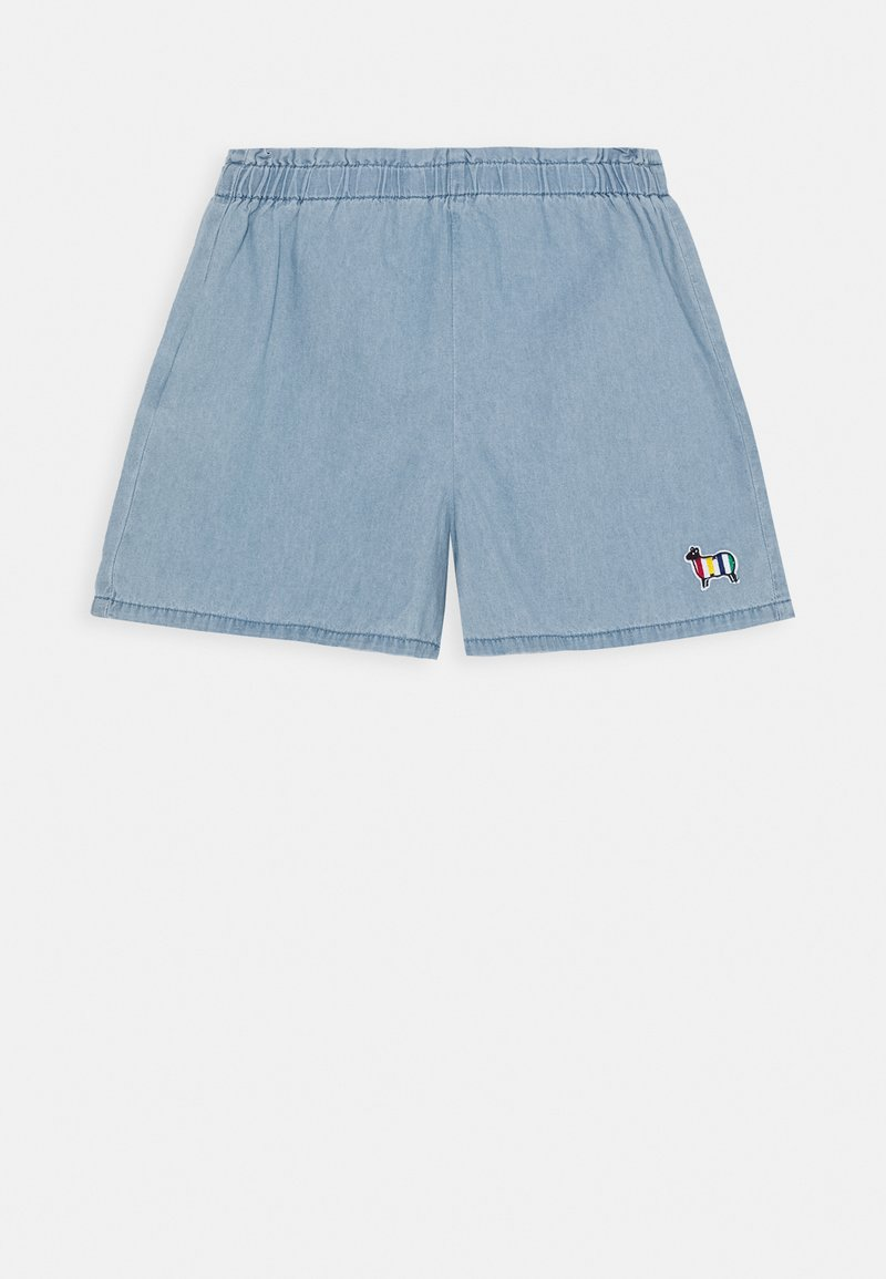 Benetton - Shorts vaqueros - blue