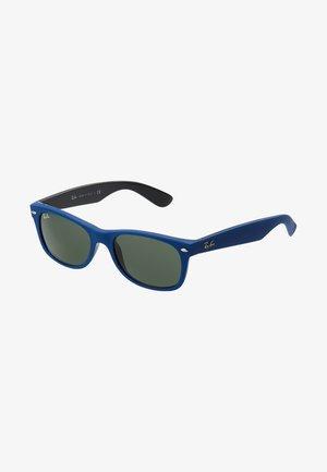 Solglasögon - blue/shiny black