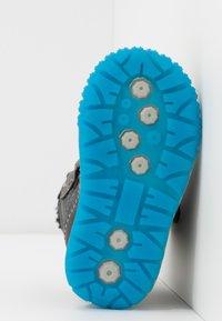 Lurchi - JAUFEN TEX - Winter boots - grey blue - 4