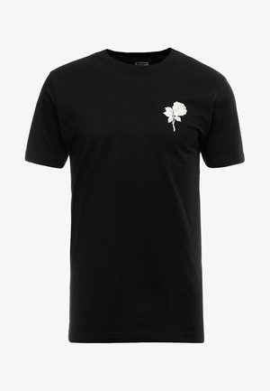 WASTED YOUTH TEE - Print T-shirt - black