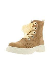 Bullboxer - Platform ankle boots - tan/cognac - 8