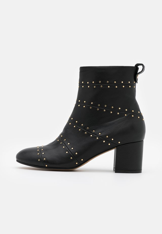 BESS - Bottines - black