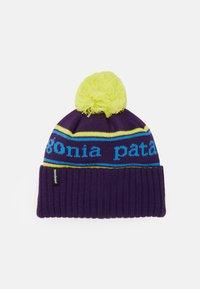 Patagonia - POWDER TOWN BEANIE UNISEX - Pipo - piton purple - 0