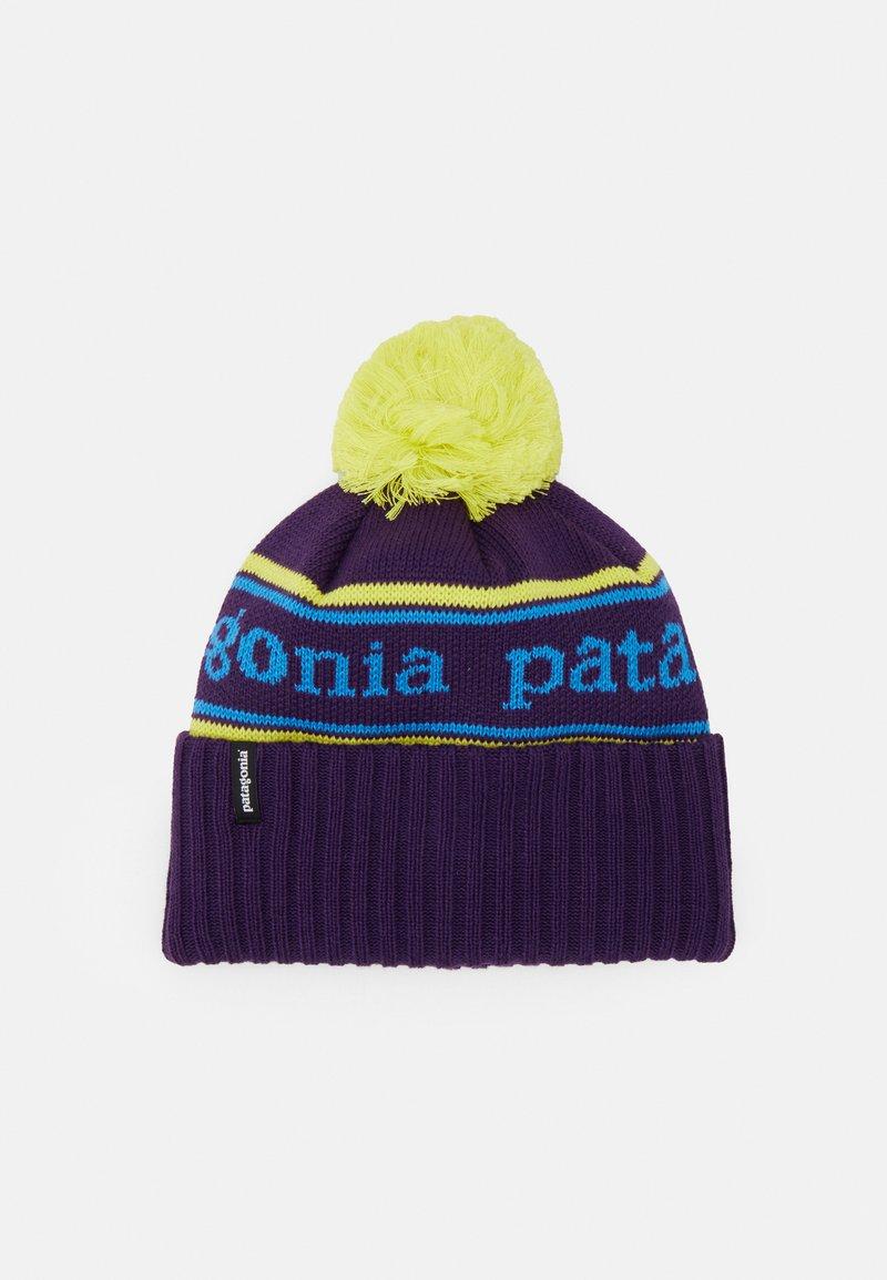 Patagonia - POWDER TOWN BEANIE UNISEX - Pipo - piton purple
