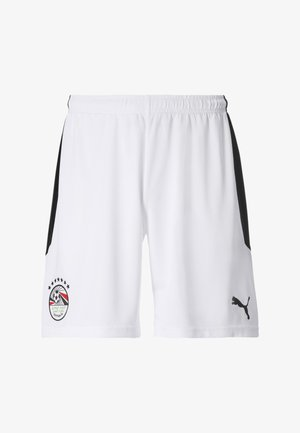 EGYPT HOME REPLICA  - Träningsshorts - white- black