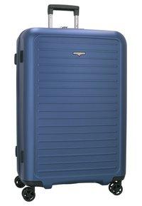 Hardware - Wheeled suitcase - deep ocean - 1