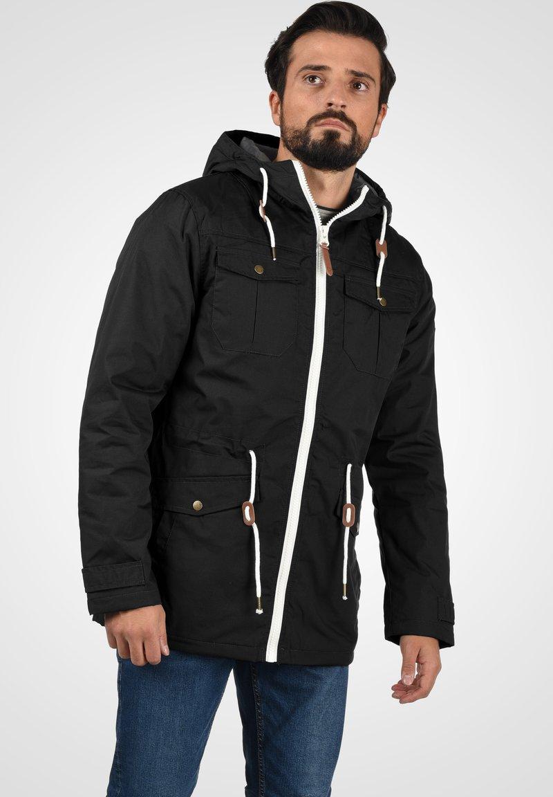 Solid - TILAS - Winter jacket - black