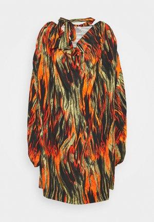 GARRET DRESS - Day dress - multi-coloured