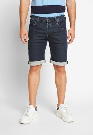 CHICAGO  - Denim shorts - black