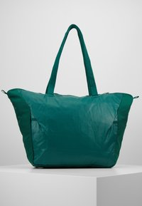 The North Face - STRATOLINE TOTE - Sports bag - night green/tin grey - 2