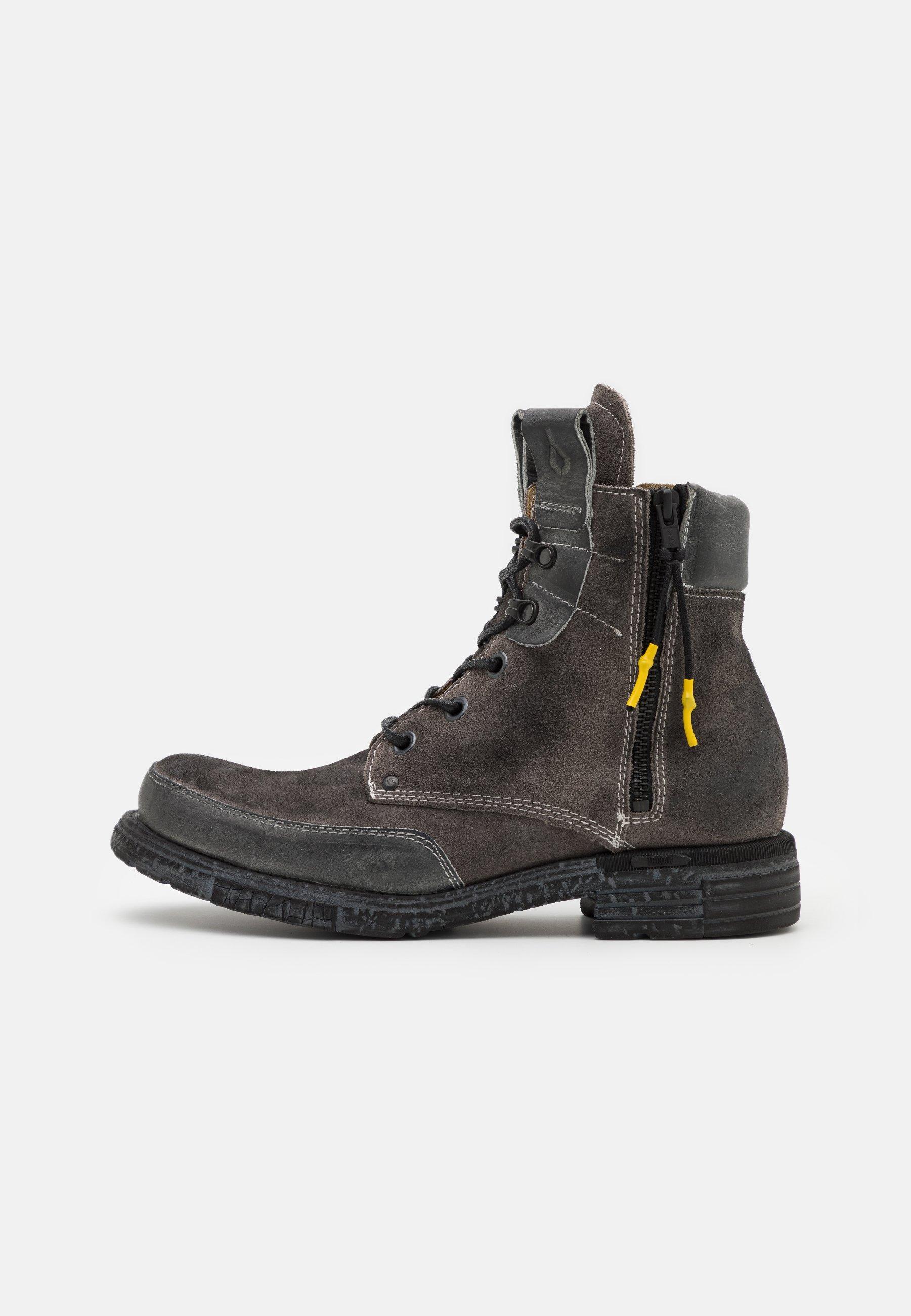 Men UTAH - Lace-up ankle boots