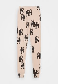 Mini Rodini - PANTHER - Leggings - Trousers - pink - 1