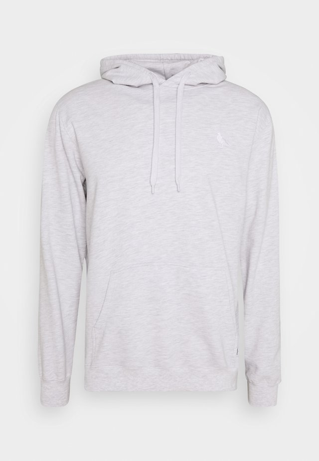 GULLMASK - Hoodie - light heather gray