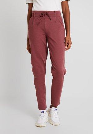 ONLTRINE PANTS - Pantalones deportivos - dark purple