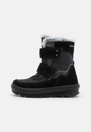 FLAVIA - Bottes de neige - schwarz