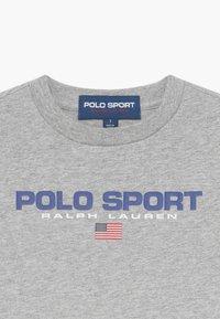 Polo Ralph Lauren - T-shirt imprimé - andover heather - 3