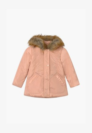 SMALL GIRLS - Winter coat - rose smoke