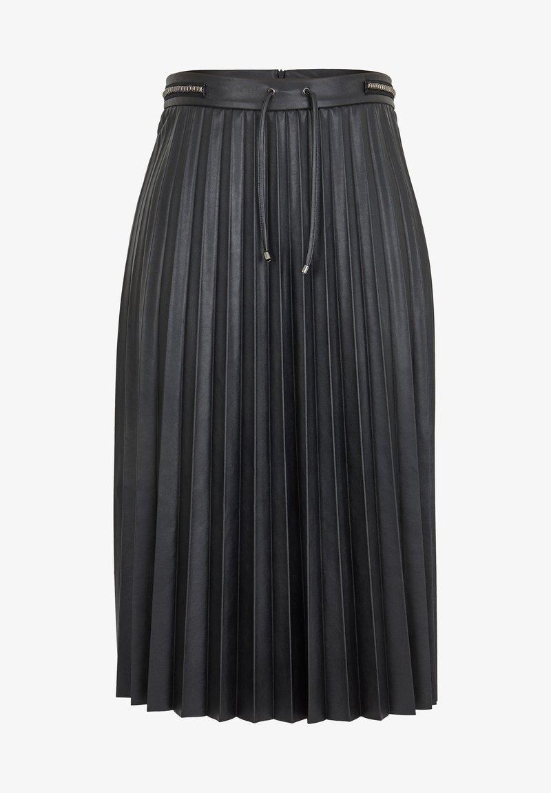 LeComte - A-line skirt - schwarz