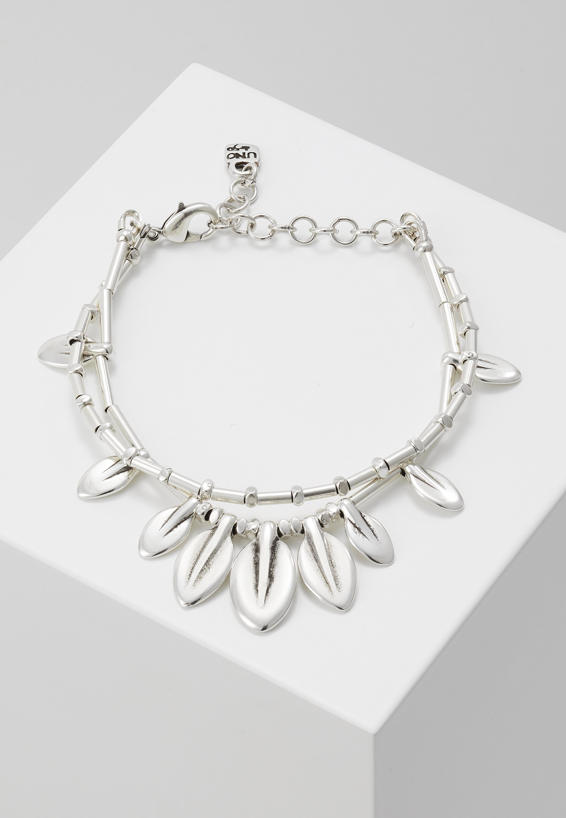 Clearance Designer Accessories UNOde50 MY NATURE FEATHER BRACELET Bracelet silver-coloured rjVODpiwi yfI4mWiy6