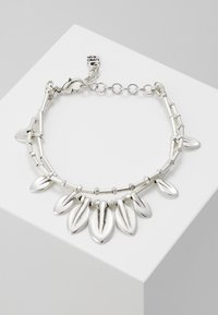 UNOde50 - MY NATURE FEATHER BRACELET - Bracciale - silver-coloured - 0