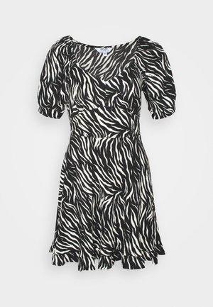 FAUCHETTE DRESS - Day dress - black