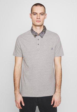 JPRDARREN - Polo shirt - light grey melange