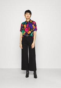 Farm Rio - MYSTIC JUNGLE SHIRT - Button-down blouse - multi - 1