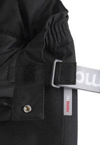 Reima - KIDDO LIGHTNING - Snow pants - black - 2