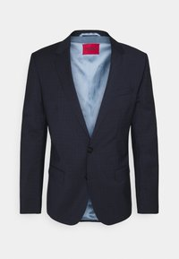 HUGO - HENRY GETLIN - Oblek - dark blue - 2