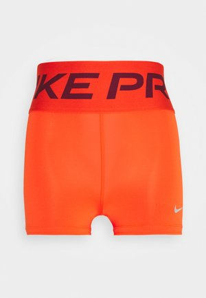 MIRAGE SHORT - Punčochy - team orange/metallic silver