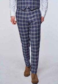 MDB IMPECCABLE - Suit trousers - dark blue - 0