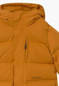 Gosoaky - TIGER EYE - Zimní kabát - inca gold - 4
