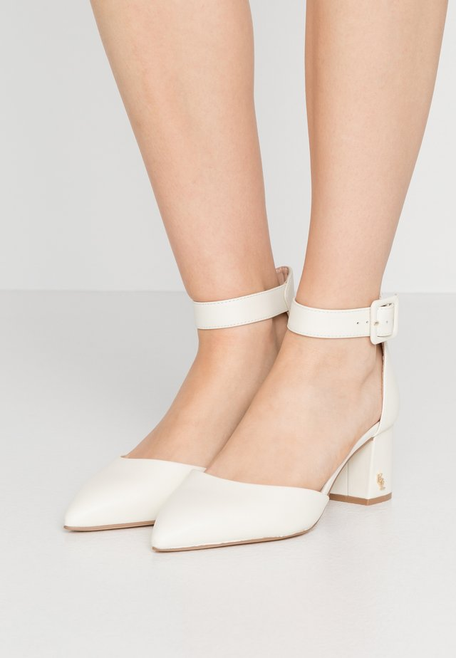 BURLINGTON - Classic heels - bone