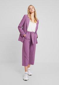 UNIQUE 21 - TAILORED - Blazer - purple - 1