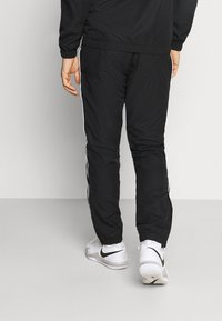 Lacoste Sport - TRACK SUIT SET - Veste de survêtement - black/white - 4