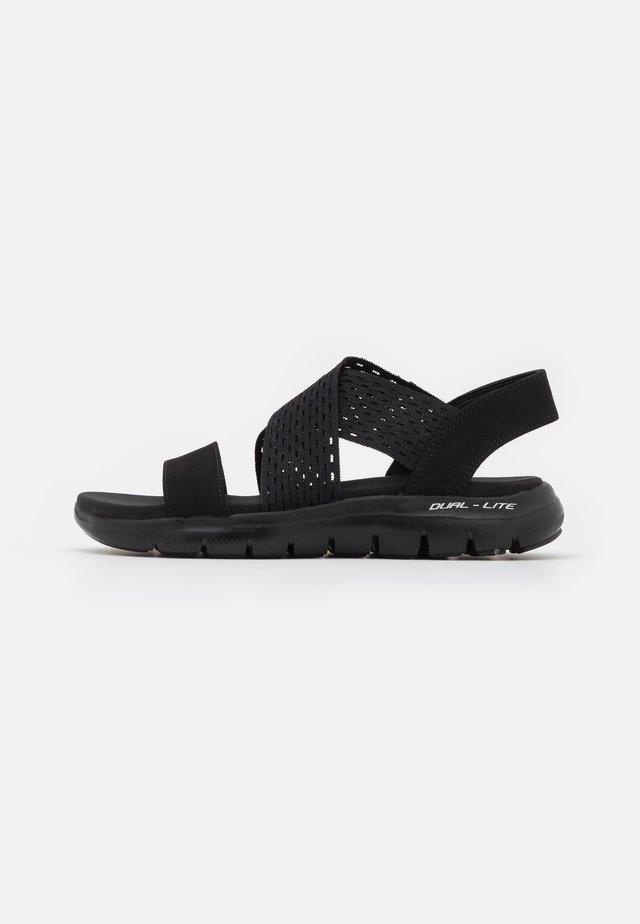 FLEX APPEAL 2.0 - Sandals - black gore