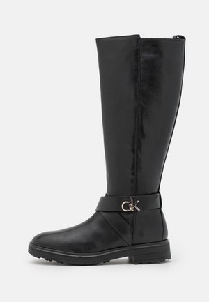 KNEE BOOT  - Boots - black