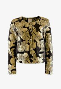 Aline Celi - Summer jacket - gold/black - 3