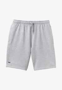 Lacoste Sport - MEN TENNIS - Korte broeken - argent chine - 4