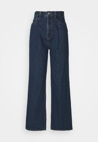 Levi's® - TAILORED HIGH LOOSE - Straight leg jeans - on me - 4